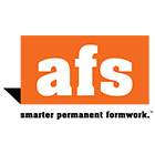 AFS fibre cement based permanent formwork