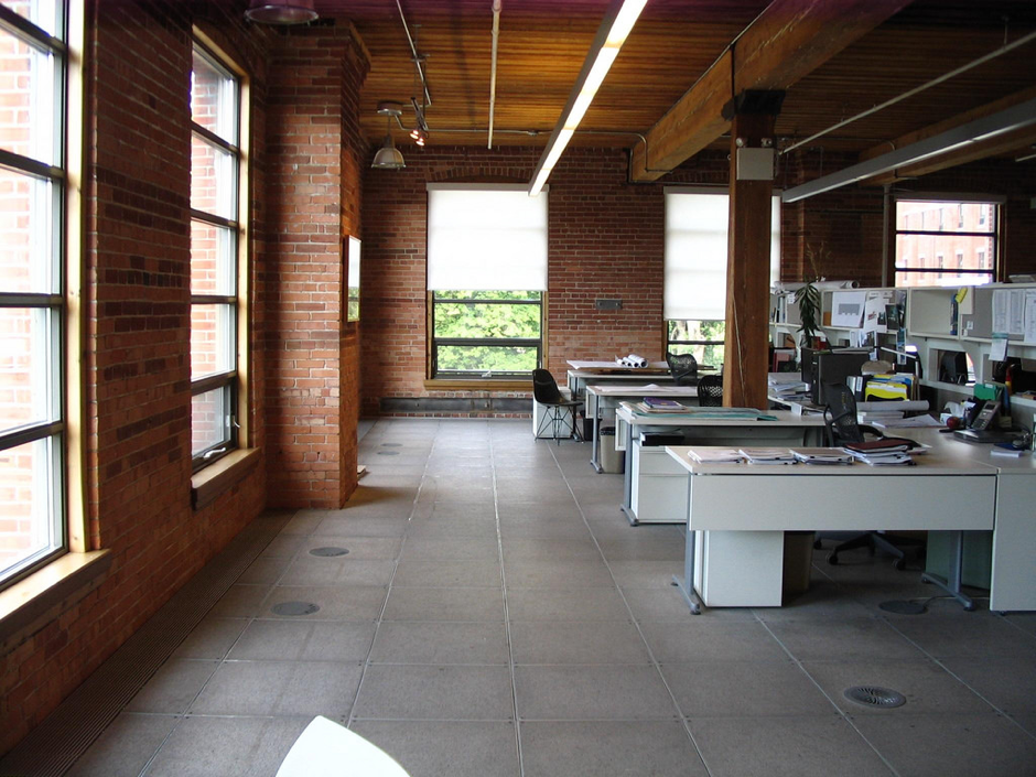 image of the inside of an office